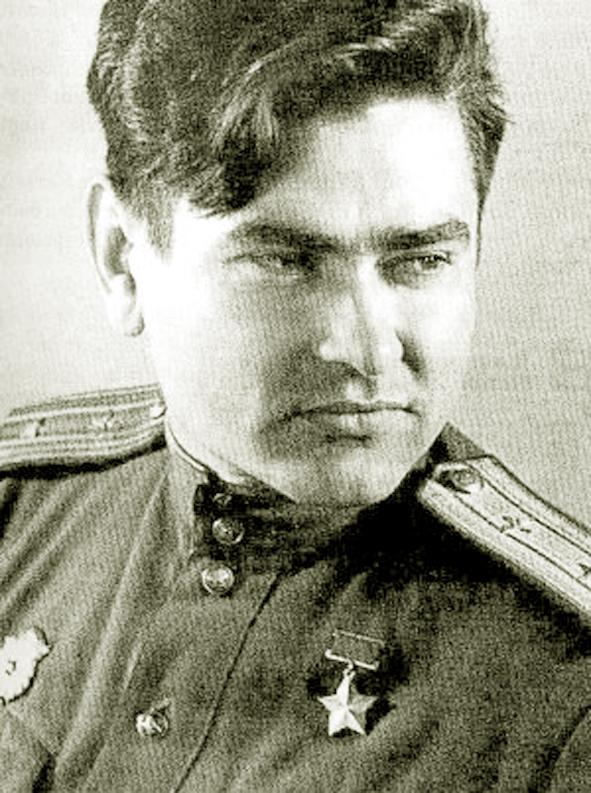 Алексей Маресьев, Герой Советского союза