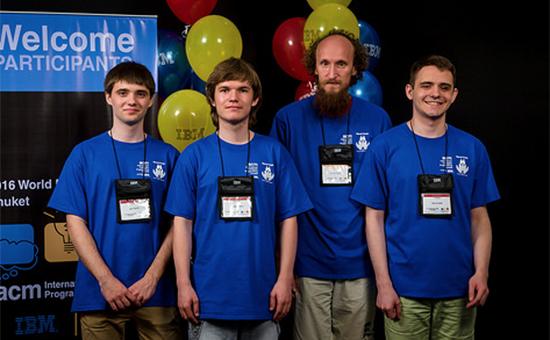 Русские студенты в очередной раз выиграли чемпионат мира по программированию
