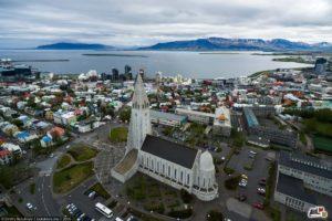 Собор в Исландии