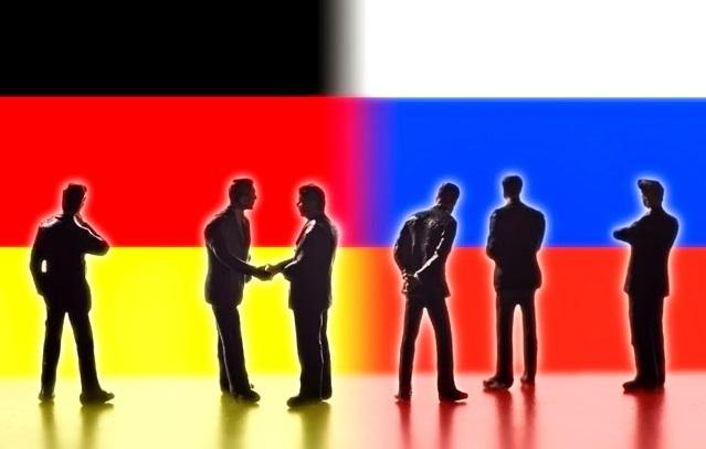 Немецкие инвестиции в Россию
