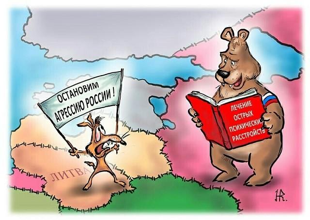 Прибалтика как повод к войне России с НАТО