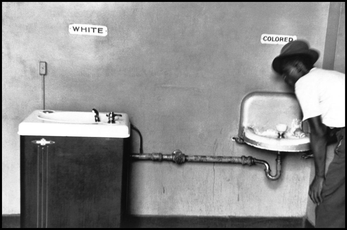 Расовая дискриминация в США