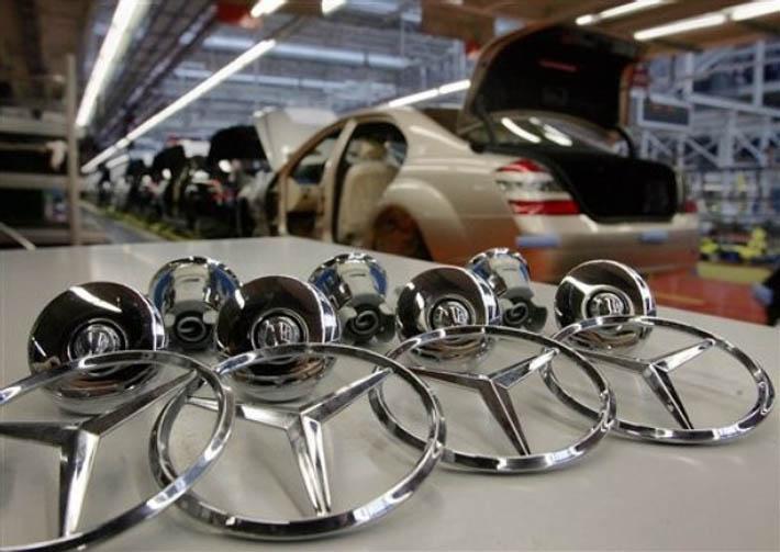 Mercedes-Benz строит завод в России, а не на Украине