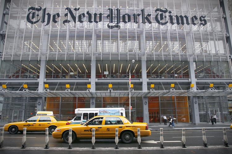 """New York Times обвинила Россию в """"пагубном"""" влиянии на умы европейцев"""