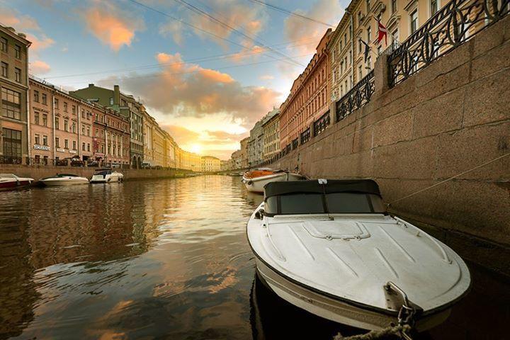 Санкт-Петербург - лучшее туристическое направление Европы