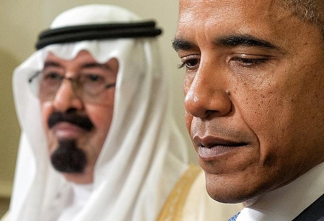 Претензии граждан США к саудитам