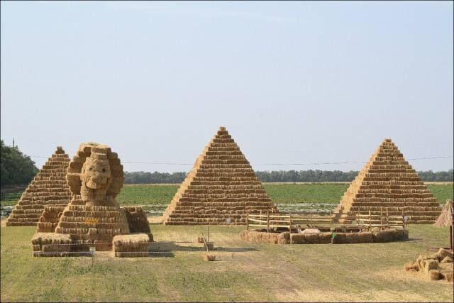Колхоз имени фараона Тутанхамона