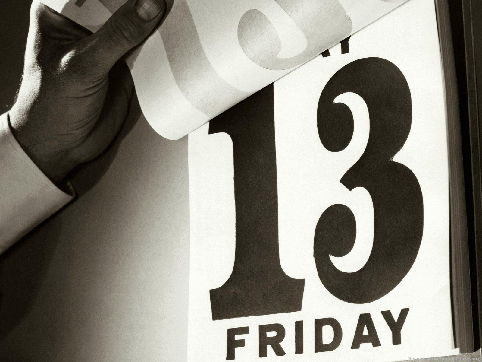 """Почему пятница, 13 """"несчастливый"""" день"""