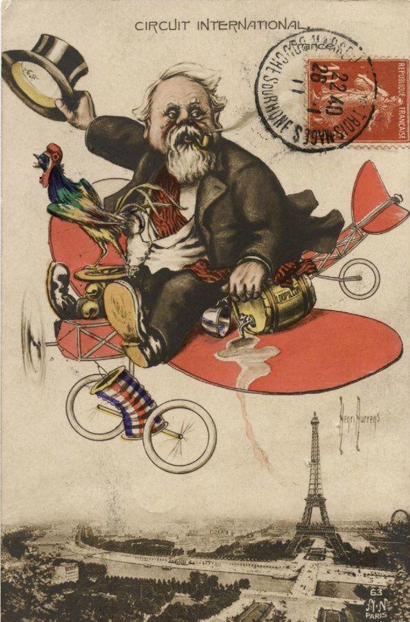 """Откуда пошло выражение """"Пролетел, как фанера над Парижем""""?"""