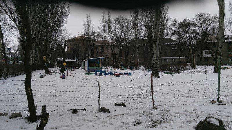 Детский сад в Запорожье